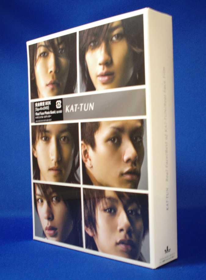 kat tun real face best of kat tun real face film 完全限定