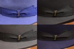 デニム系、ブルーグレー系、グレー系、ブルー系の4カラー
