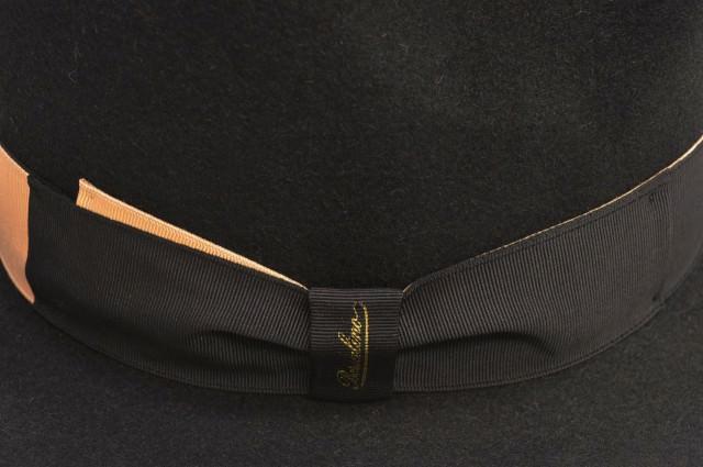ブラック系リボン部分
