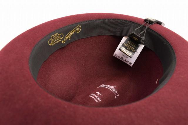 帽子内部・斜めから