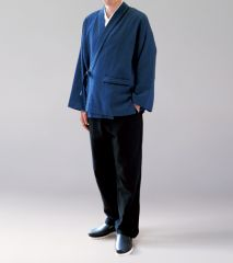 麻の樹亜羅 杢グレー 颯−11